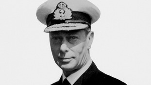 King George VI's given first name was Albert and he was known by his family as Bertie.