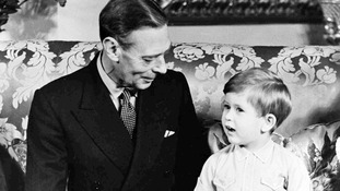 George Alexander Louis: Where the Prince got his names