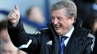 WBA Head Coach Roy Hodgson.