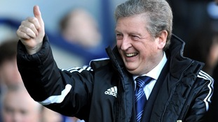 Roy Hodgson could be the next England manager