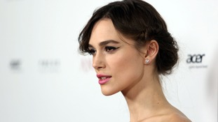 Keira Knightley starred in the adaptation of Pride and Prejudice that was filmed at Chatsworth House.