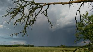 Storm warning for holiday getaway