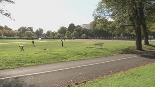 Park, Brighton, The Level
