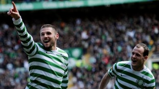 Norwich City have finally completed the signing of Celtic's Gary Hooper