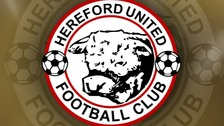 Hereford United relieve manager Jamie Pitman of his duties