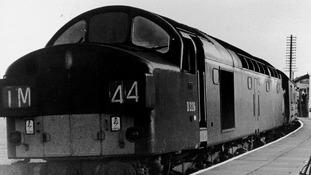 The mail train that the Great Train Robbers targeted fifty years ago.