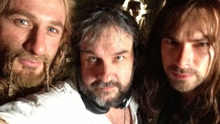 Director Peter Jackson shares last day of Hobbit filming on Facebook