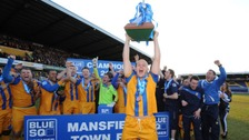Mansfield Town have returned to the Football League this season