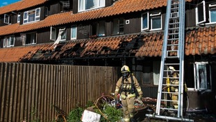 Investigations into Essex flat fire