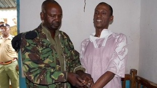 Ali Babitu Kololo (pictured right) was convicted at a Kenyan court.