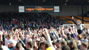 Port Vale secured promotion to League One last season