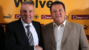 Kenny Jackett was appointed the new Wolves manager in the summer