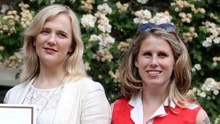 Stella Creasy MP and Caroline Criado Perez