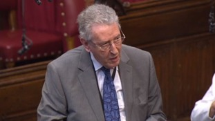Lord Howell  speaking in the Lords