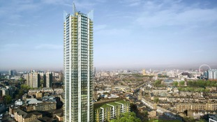 New development for Elephant and Castle