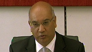 Chairman of the Commons Home Affairs Select Committee Keith Vaz.