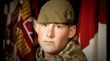 Corporal Jake Hartley