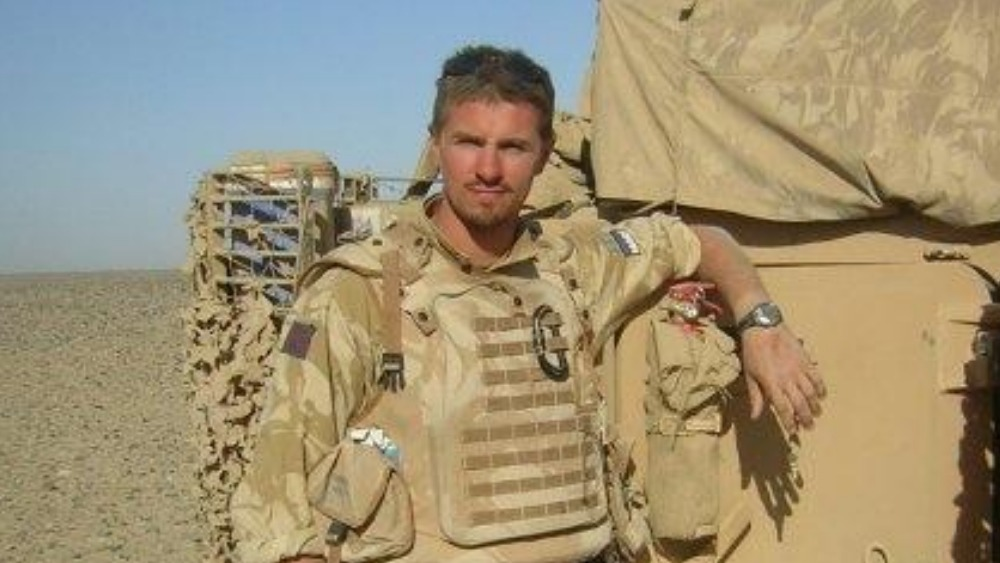 Soldier's family: 'Hurrah & Huzzah for James Dunsby' - ITV ...