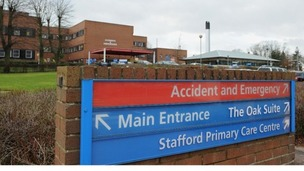 Mid Staffordshire NHS Trust is to be dissolved under today's proposals