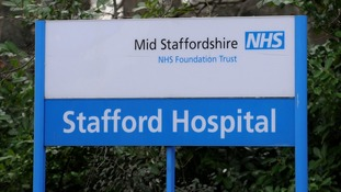 History of scandal at Mid Staffordshire NHS.