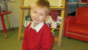 Daniel Pelka was four when he was killed.