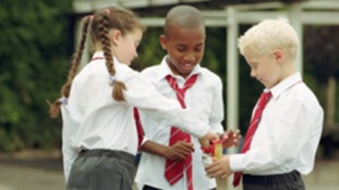 Youngsters encouraged to make healthy choices