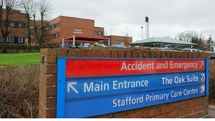 The TSA has recommended that maternity and children services be stripped at Stafford Hospital