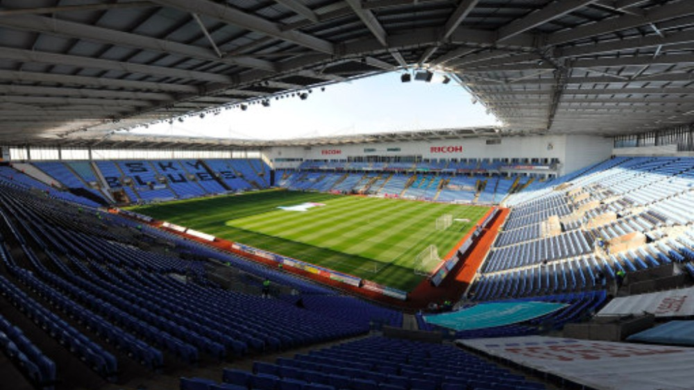 Coventry City Ricoh Arena Bosses Launch Football League