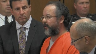 Ariel Castro speaking to the court.