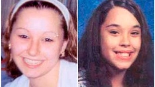 Amanda Marie Berry and Georgina Lynn Dejesus pictured when they went missing.