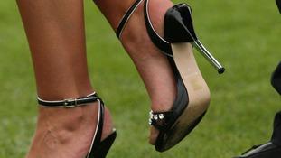 Lady's heel