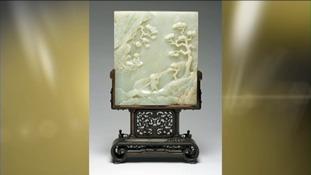 Stolen Chinese artefacts