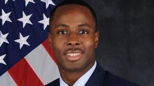 Staff Sgt. Anderson Johnson