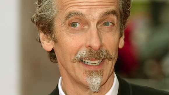 Peter Capaldi is bookies' new favourite for Doctor Who