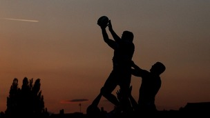 Researchers have traced a link between early onset dementia and playing rugby.