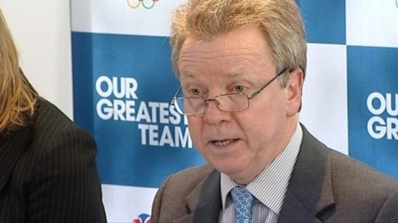 British Olympic Association&#x27;s chairman Lord Moynihan