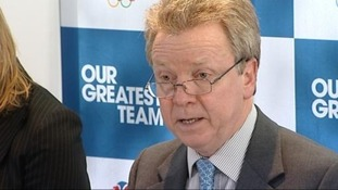 British Olympic Association's chairman Lord Moynihan