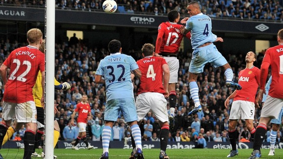 Vincent Kompany Manchester City