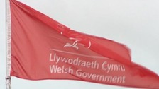 Welsh Government flag