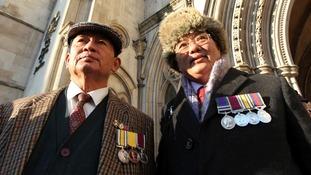 Gurkha veterans