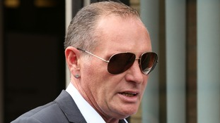 Gascoigne continuing to receive treatment