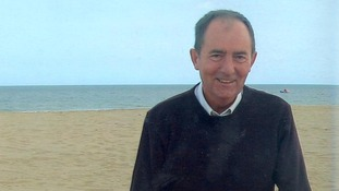 Brian Holmes, 64, of Sandy, died at Addenbrookes Hospital on Sunday