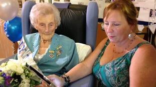 Gran celebrates birthday