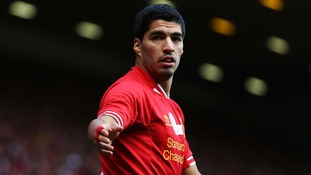 Liverpool forward Luis Suarez has been linked with a move away from Anfield.