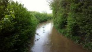Sodden Bridleway in Worcestershire