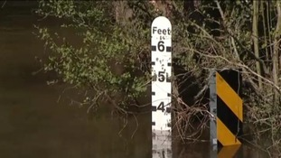 Driver from Middlesex drowns in flood