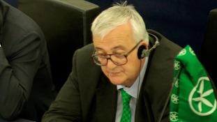 Italian MEP Mario Borghezio