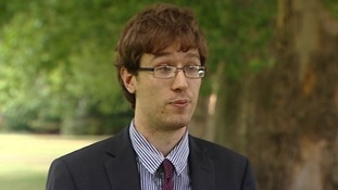 Former Ukip youth leader Oliver Neville