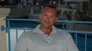 Danny Fitzsimons shot Briton Paul McGuigan.