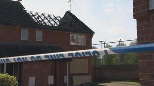 Edenbridge, Kent, arson